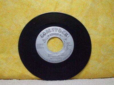 MITCH CLARK Pardon Me Lady Holdin' On To Lovin' You 1984 Comstock Records 1743