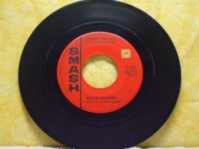 BRUCE CHANNEL Number One Man If Only I Had Known 1962 Smash Records 7152