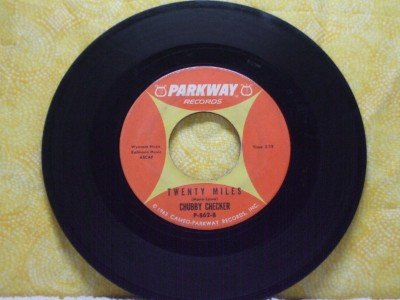 CHUBBY CHECKER Twenty Miles Let's Limbo Some More Parkway P-862