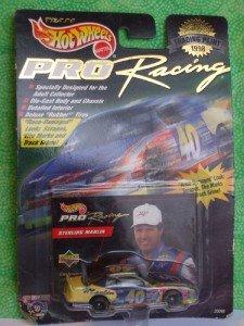 1998 Sterling Marlin #40 SABCO Racing Hot Wheels Trading Paint