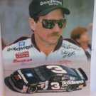 Dale Earnhardt Color Photo Print 8 x 10 Nascar Racing #3 Goodwrench Service
