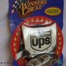 2001 Winner's Circle Race Hood Collection #88 Dale Jarrett UPS Ford Taurus