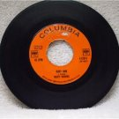 MARTY ROBBINS Ruby Ann Won't You Forgive 1962 Columbia Records 4-42614