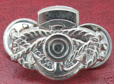 Israel Israeli army port sevices navy personnel badge
