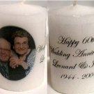 Personalized Photo Votive Candle Favors