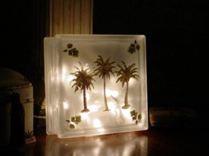 Palm tree Nightlight