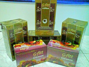 G-Fitt Buy 5 get 1 free: 100% natural fibre to get into shape in 14days