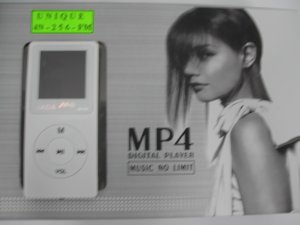 Nano MP4 Player 256MB