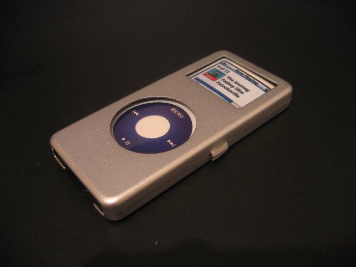 Aluminum Case for iPod Nano