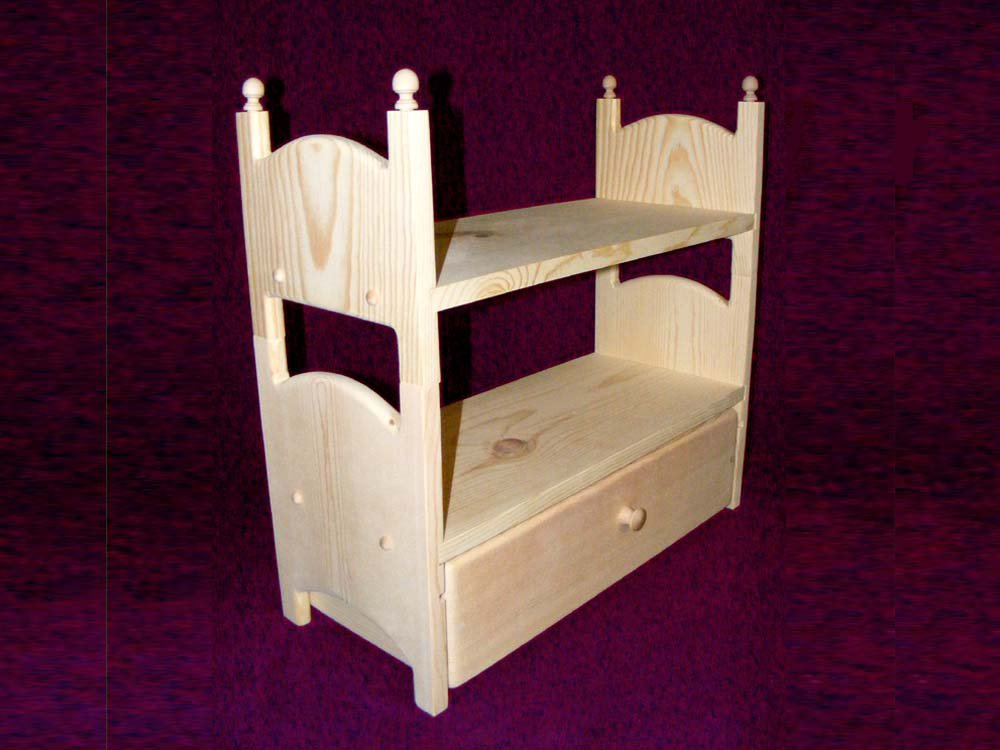 Stackable Doll Bunk Bed With Trundle 18 20 Inch American