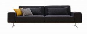 K-56 Charcoal Fabric Sofa Bed
