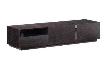 TV027 Dark Oak TV Stand by J&M Furniture
