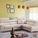 A990 Premium Leather Sectional