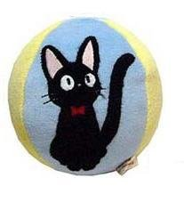 Ghibli - Jiji - Baby Ball - Patchwork - blue - out of production - SOLD (new)
