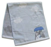 Totoro - Bath Towel - blue - Niwakaame - SOLD OUT (new)