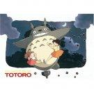 108 pieces Jigsaw Puzzle - yumehikou - Totoro & Mei & Satsuki & Kurosuke - Ghibli (new)