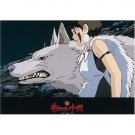 108 pieces Jigsaw Puzzle - San & Moro - Princess Mononoke - Ghibli - Ensky (new)