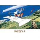 500 pieces Jigsaw Puzzle - kaze ni notte - Nausicaa - Ghibli - Ensky (new)