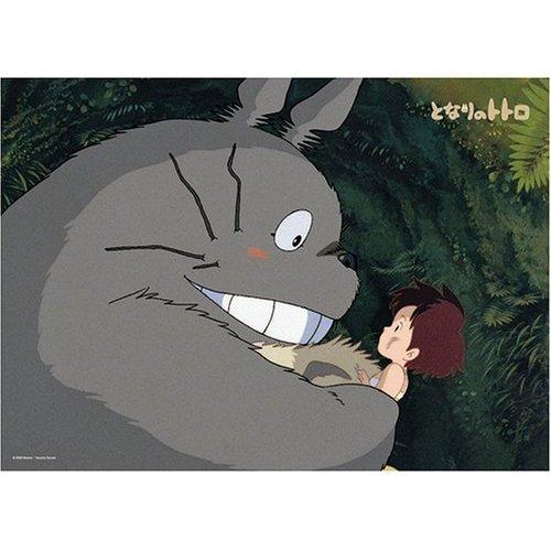 500 pieces Jigsaw Puzzle - totoro to satsuki - Totoro & Satsuki - Ghibli (new)