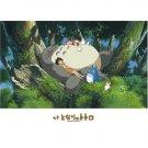 500 pieces Jigsaw Puzzle - totoro to ohirune - Totoro & Chu & Sho & Mei & Satsuki - Ghibli (new)