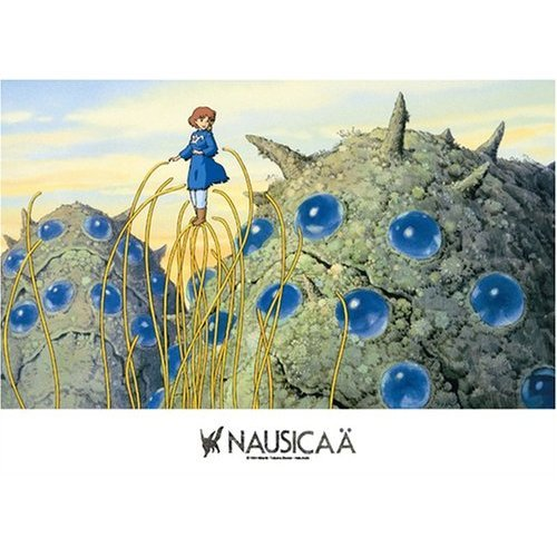 500 pieces Jigsaw Puzzle - kokoro kayowasete - Ohm - Nausicaa - Ghibli - Ensky (new)
