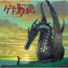 CD Soundtrack - Tales from Earthsea / Gedo Senki - Ghibli - 2006 (new)