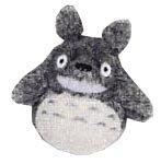 Plush Doll - H15cm - Smile - Totoro - Ghibli - Sun Arrow (new)