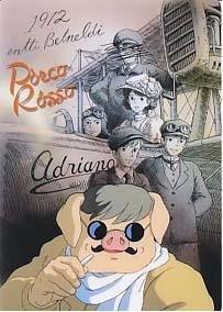 Ghibli - Porco Rosso - Underlay (Pencil Board) - B5 #1 (new)