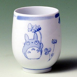 Ghibli - Totoro - Cup - White Porcelain - Noritake #1 - out of production - RARE - SOLD OUT (new)