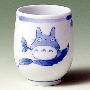 Ghibli - Totoro - Cup - White Porcelain - Noritake #2 - out of production - RARE - SOLD OUT (new)