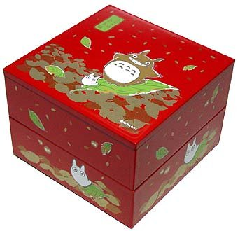 Ghibli - Totoro - 2 Tier Lunch Box - Japanese Style - SOLD OUT (new)