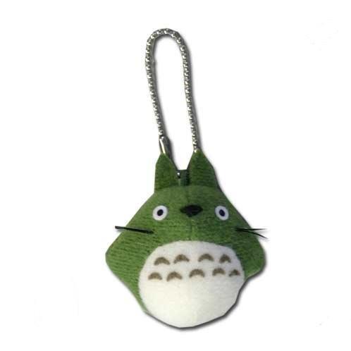 Chain Strap Holder - Mascot - green - Totoro - Ghibli - Sun Arrow (new)