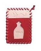 Ghibli - Kiki's Delivery Service - Jiji - Card Case Kit - Leather - 2006 (new)