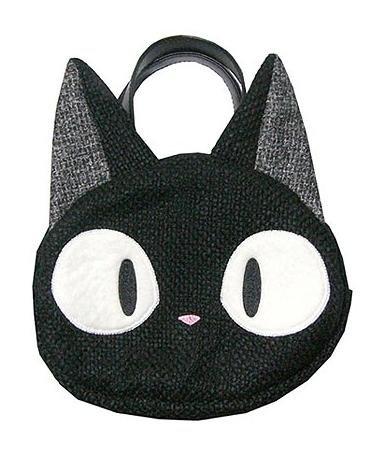 Ghibli - Kiki's - Jiji - Hand Bag - face - SOLD OUT (new)