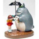 Music Box - Porcelain - Totoro & Mei & Satski - Ghibli - Sekiguchi - no production (new)