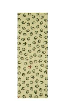 Ghibli - Totoro & Owl - Hand Towel - Japanese Dyed - brown - SOLD OUT (new)