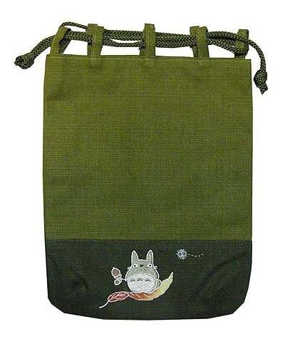 Ghibli - Totoro & Sho Totoro & Makkuro Kurosuke - Japanese String Pouch - SOLD OUT (new)