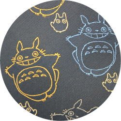 Ghibli - Totoro & Sho Totoro - Necktie - Silk - Jacquard Weaving - flying - navy -2006-SOLD OUT(new)