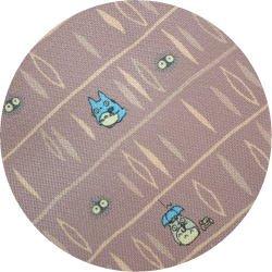 Ghibli - Totoro & Makkuro Kurosuke - Necktie - Silk - sanpo - pink - 2006 - SOLD OUT (new)