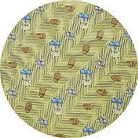 Ghibli - Sho Totoro & Kurosuke - Necktie - Silk - Jacquard Weaving - acorn - yellow - SOLD OUT (new)