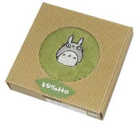 Ghibli - Totoro Embroidered - Towel Set - Mini Towel - 2006 (new)