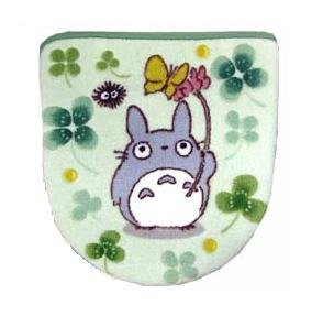 Ghibli - Totoro - Toilet Lid Cover - Washlets - green (new)