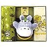 Ghibli - Totoro - Towel Gift Set - Wash & Face Towel & Totoro Ring Hanger - Omokage - SOLD OUT (new)