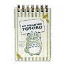 2 left - Ring Notepad - Totoro - Ghibli - out of production (new)
