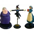 3 Figure Set- Sophie Kabu Witch -Image Model- cominica - Howl's Moving Castle -no production (new)