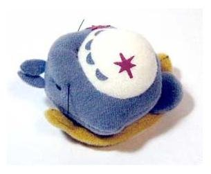 5 left - Mascot with Magnet - Sleeping Totoro - Ghibli - out of production (new)