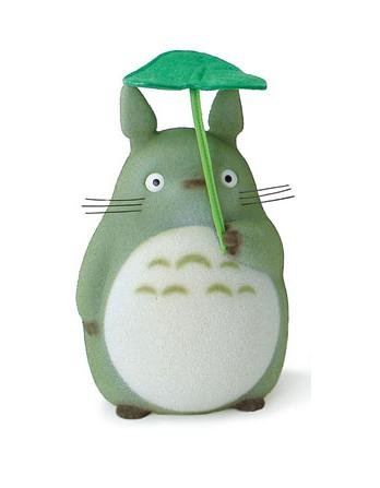 Ghibli - Totoro L - Flocking Process - Doll Collection (new)