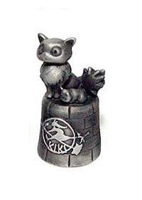 Ghibli - Kik's Delivery Service - Lily - Thimble - Pewter - 2006 (new)