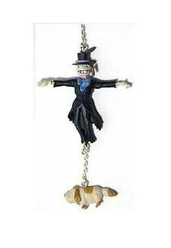 SOLD - Strap Holder Hook - Heen & Turnip - Howl's Moving Castle - out of production (new)