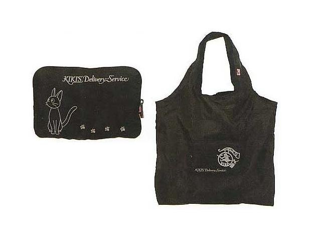 Ghibli - Kiki's Delivery Service - Jiji - Eco Folding Shoulder Bag - 2006 - SOLD (new)